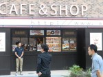 AKB48 CAFE&SHOP 開店前の様子