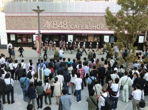 AKB48ついに登場