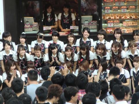 AKB48 CAFEにようこそ!