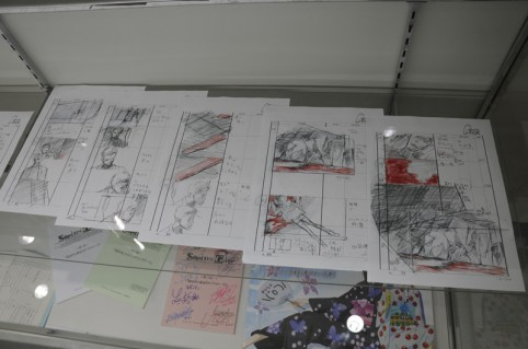Steins;Gate絵コンテ