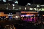 夜のガンダムカフェとAKB48カフェ