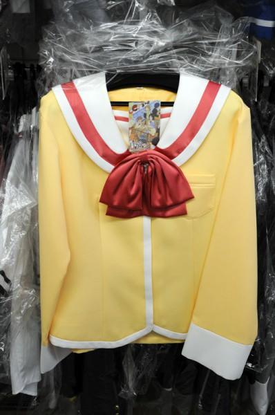 こちらは日常の時定高校女子制服、かなり完成度は高いです (*ゝω・*)ノ