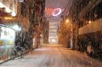 裏通り三月兎付近午後10時35分頃(`・ω・´)ノ