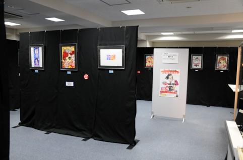 アジアグラフ虎穴賞の展示会は秋葉原店イベントフロアにて行われています(。^ω^)ノ゙♪