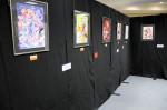 多くの入賞作品が展示されてました(。^ω^)ノ゙♪