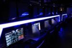 PCから青い光がでてSFぽいです