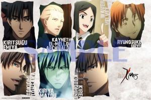 「Fate/Zero」ミニポスターサンプル3
