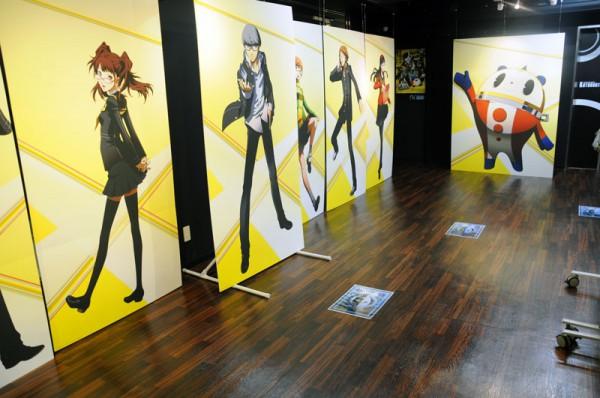『Persona(ペルソナ)4』展示会6月15日~26日まで