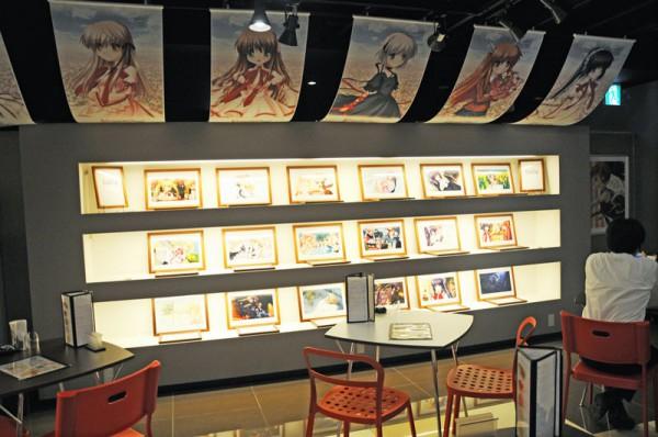 リライト ハーヴェストフェスタ!カフェの展示物、これだけかおい!!でも戦士は期間限定に弱い