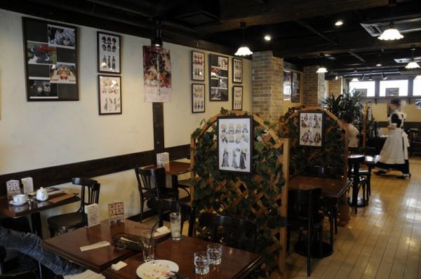キュアメイドカフェで8月19日(日)まで「境界線上のホライゾンカフェ2」が開催されています