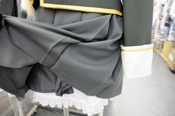 スカートめくりをするとフリルも(〃ω〃)星奈ファン心を直撃です